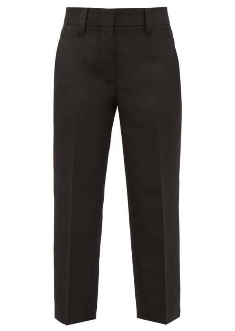 Acne Studios Trea tailored straight-leg trousers