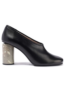 Acne Studios Woman Amy Leather Pumps Black