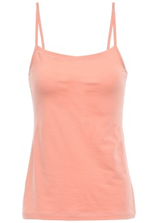Acne Studios Woman Haya Stretch-cotton Jersey Camisole Peach