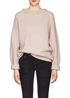 Acne Studios Women's Dramatic Wool Oversized Sweater