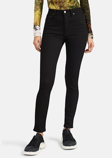 Acne Studios Women's Peg Skinny Jeans