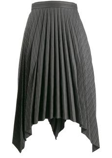 Acne Studios asymmetrical handkerchief skirt