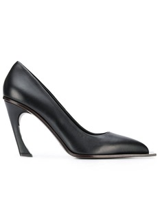 Acne Studios Beaky toe pumps