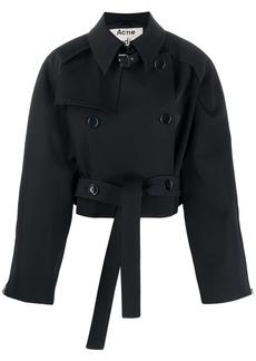 Acne Studios short trench coat