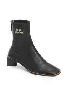 Acne Studios Bertine Leather Booties