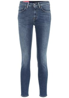 Acne Studios Blå Konst Climb skinny jeans