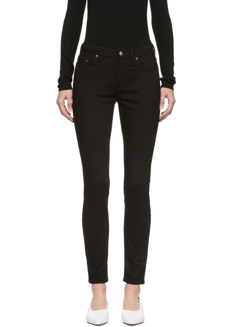 Acne Studios Black Blå Konst Climb Jeans