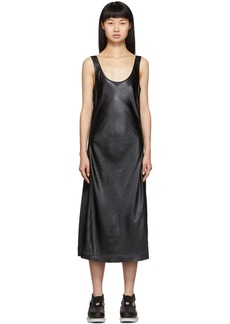 Acne Studios Black Darpana Dress