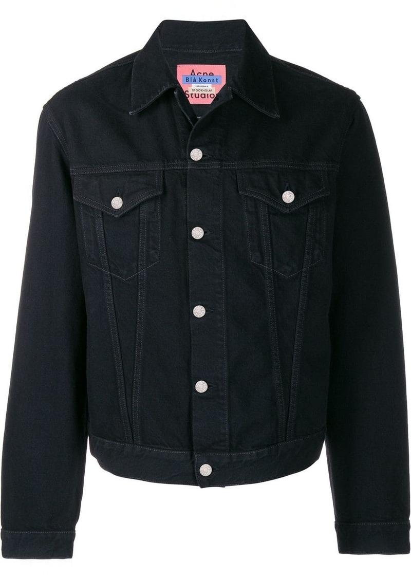 Acne Studios boxy denim jacket