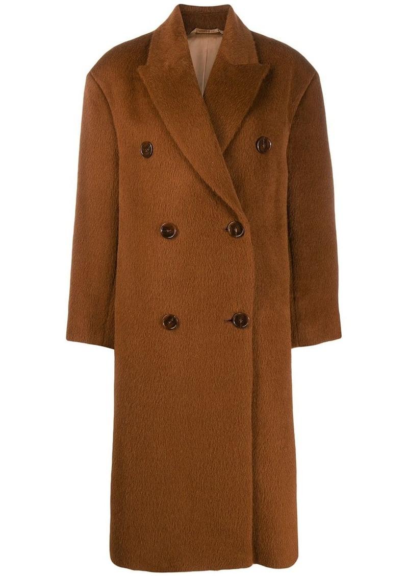Acne Studios boxy oversized coat
