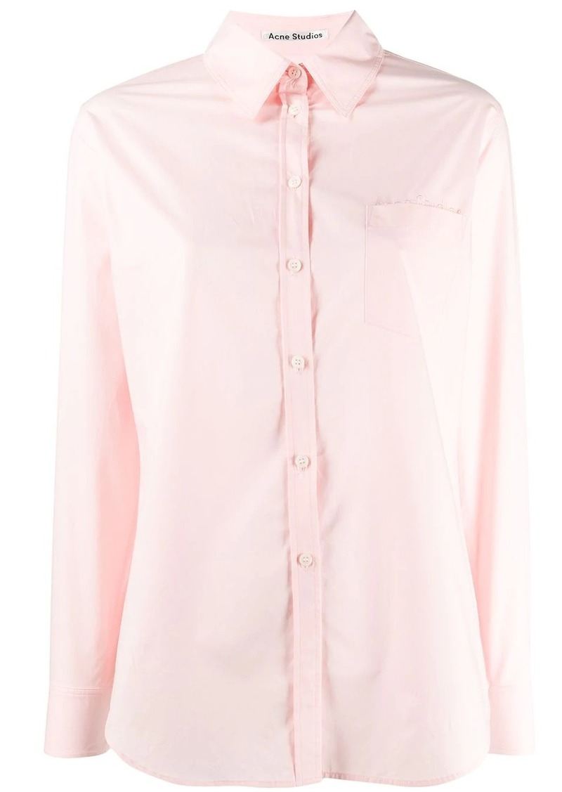 Acne Studios boyish fit shirt