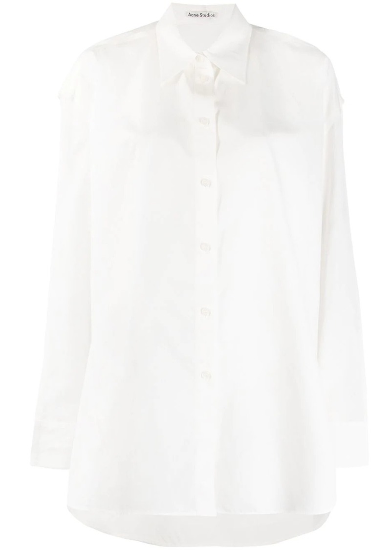 Acne Studios button-front shirt