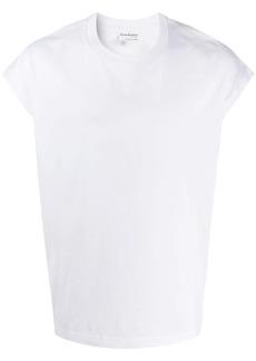 Acne Studios cap sleeve cotton T-shirt