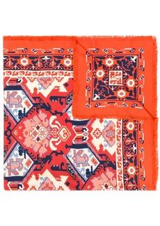 Acne Studios carpet print scarf