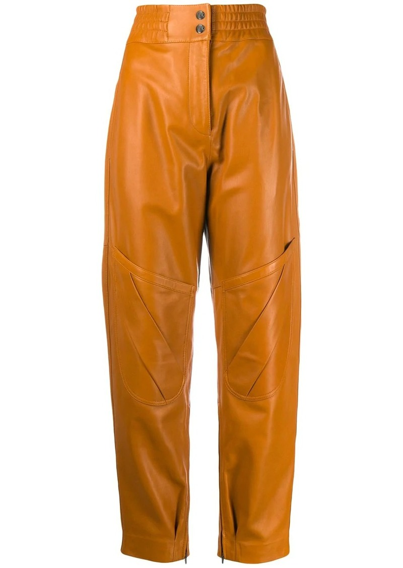 Acne Studios carrot-shaped trousers