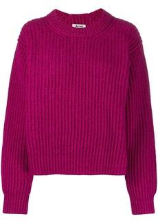 Acne Studios chunky knit jumper
