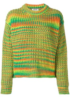 Acne Studios chunky ribbed sweater