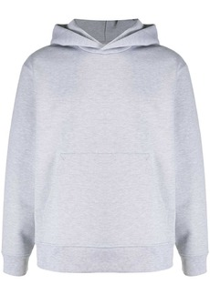 Acne Studios classic fit hooded sweatshirt