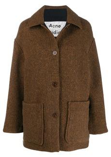 Acne Studios cocoon coat