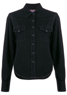 Acne Studios cropped shirt