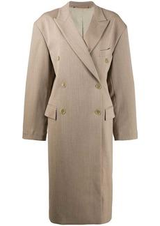 Acne Studios double-breasted oversized coat