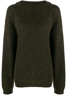 Acne Studios Dramatic Mohair knitted sweater