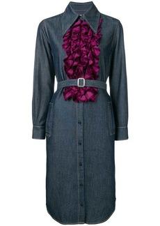 Acne Studios easy fit bib dress