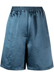 Acne Studios elasticated waistband shorts
