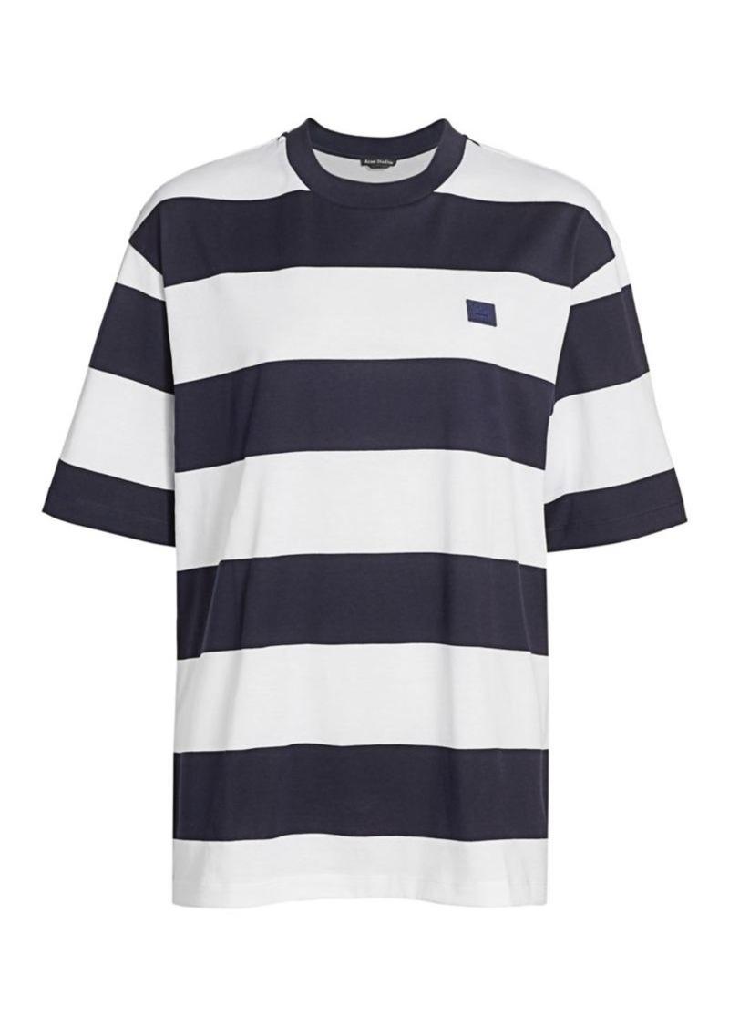 Acne Studios Erian Stripe T-Shirt