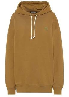 Acne Studios Face oversized cotton hoodie