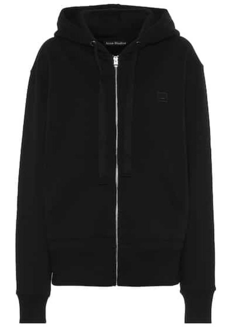 Acne Studios Ferris Face cotton hoodie