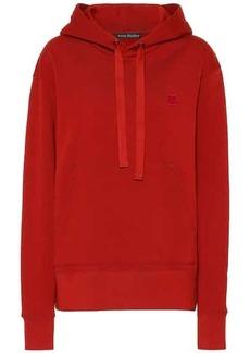 Acne Studios Ferris Face oversized cotton hoodie
