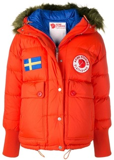 Acne Studios Fjällräven Reversible down jacket