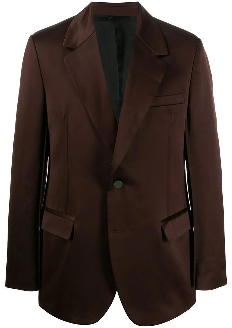 Acne Studios flap pockets blazer