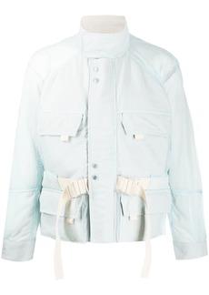 Acne Studios field two-tone jacket