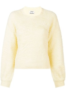 Acne Studios Fuzzy sweater