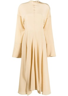 Acne Studios gathered detail dress