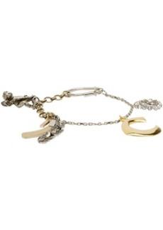 Acne Studios Gold & Silver Antonia Bracelet
