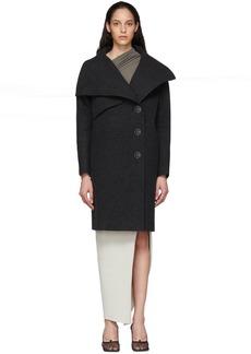 Acne Studios Grey Ciara Coat