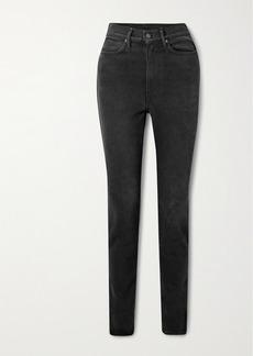 Acne Studios High-rise Slim-leg Jeans
