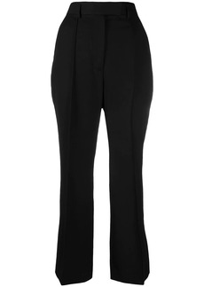 Acne Studios high-waisted cropped trousers