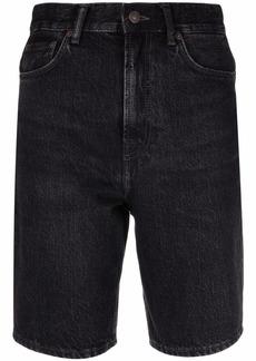 Acne Studios high-waisted denim shorts