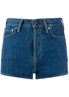 Acne Studios high waisted denim shorts