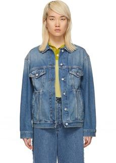 Acne Studios Indigo Blå Konst 2000 Denim Jacket