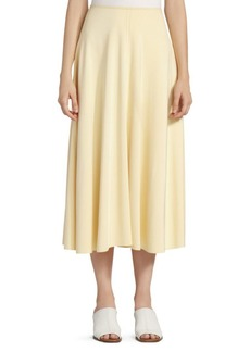 Acne Studios Iphy Flu A-Line Skirt