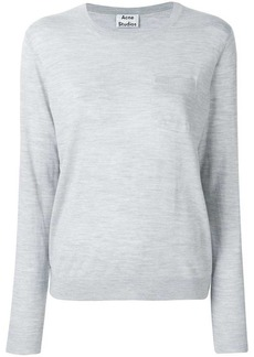 Acne Studios Kaitlyn lightweight sweater