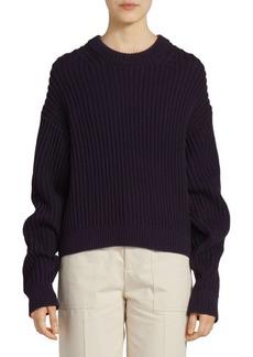 Acne Studios Kassie Rib-Knit Sweater