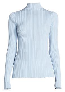 Acne Studios Ribbed Mockneck Sweater