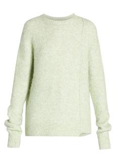 Acne Studios Alpaca & Wool-Blend Knit Sweater