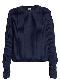Acne Studios Fisherman Knit Sweater